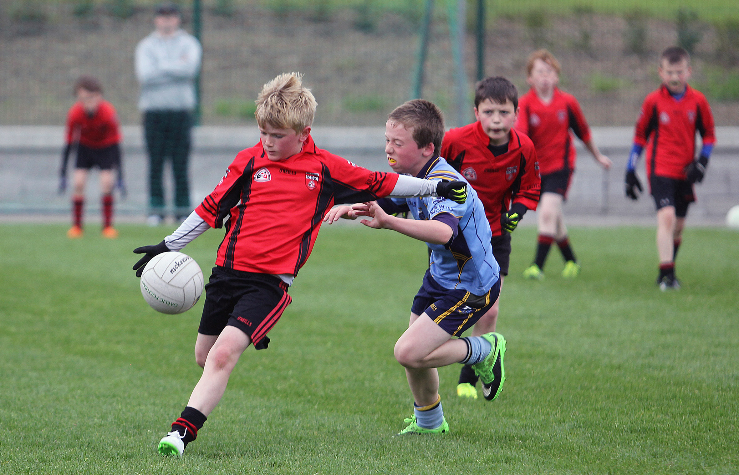 U14 Thriller in Killashandra