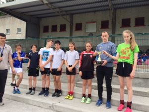 Gerard Reilly Schools Tournament