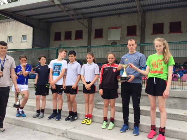 Gerard Reilly Schools Tournament