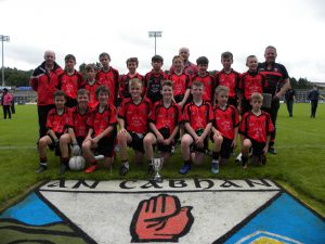 County Under-12 Champions 2016!!