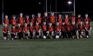 Under 14 Boys Div 1 League Champions