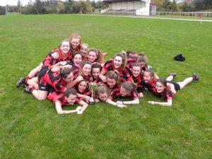Senior Ladies' winning League Div 1 start