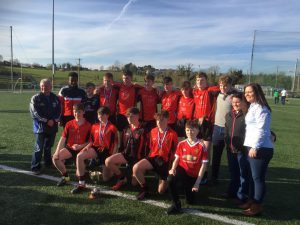 U16 Boys – Denn 2-09, Killygarry 7-15