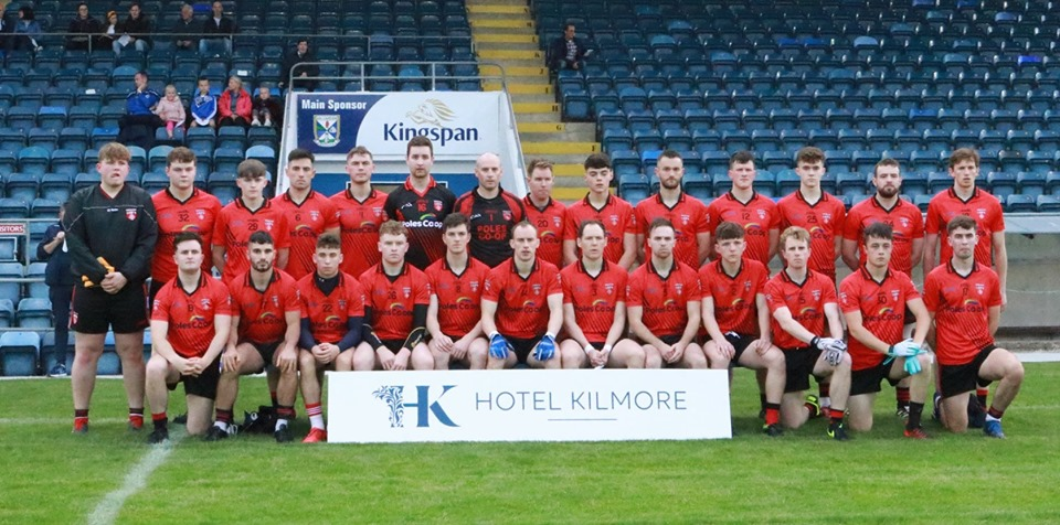 Seniors qualify for Championship Quarter-final in style