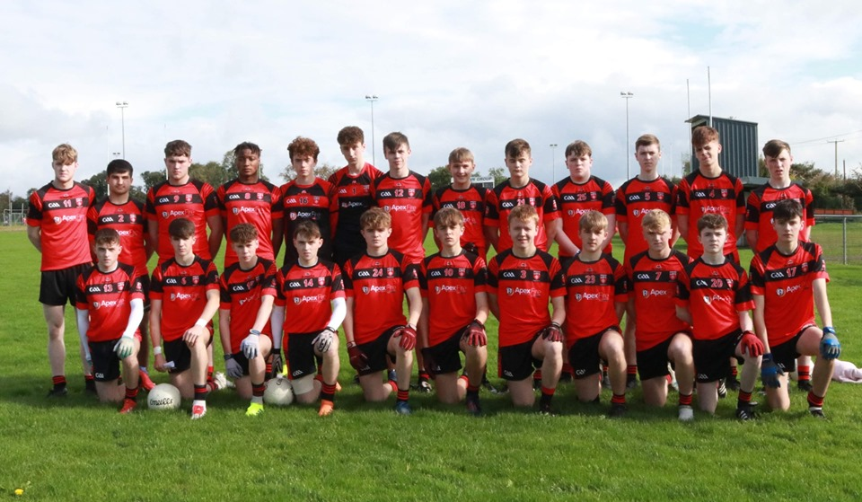 Minors' narrow loss in our first-ever Div 1 Championship Final