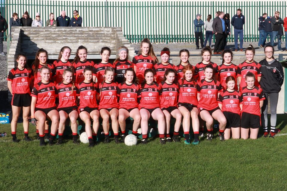 Minor Ladies win thriller to go through to Ulster SF