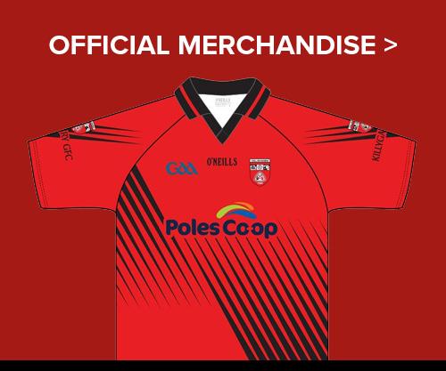 Killygarry GAA Offical Licensed Merchandise