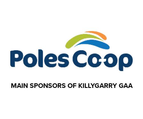 Killygarry GAA Offical Sponsor - Poles Co-Op